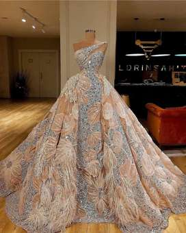 Ball  gown luxary