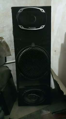car sound system without amp