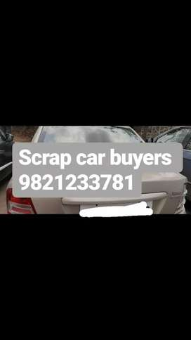 We buy RUSTY USED CARS SCRAP CARS BUYERS