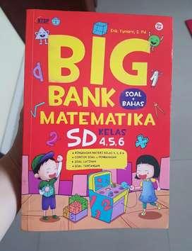 Buku bank soal matematika