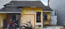 Dijual Tanah dan Bangunan di PERUMDA Blok A26 Ponorogo