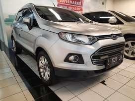 Ford ecosport titanium at 2015 good kondisi