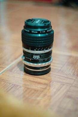 Lensa Nikkor 35mm 1,4 AIS RARE