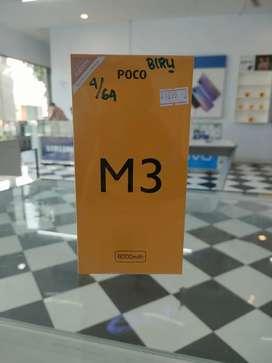 READY POCO M3 RAM 4/64