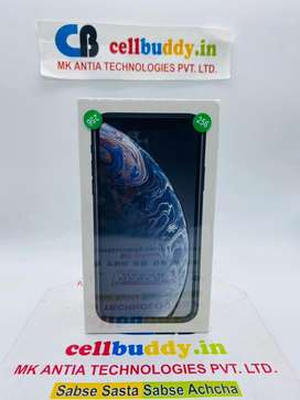iPhone 10R ( 256gb ) SealPack , With 1 Year Warranty , Gst Bill Also.