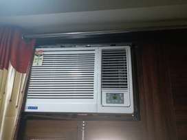 Bluestar 1ton Window AC 4star in good working condition