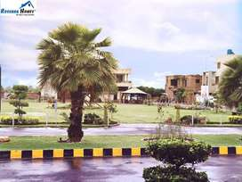 5.5 Marla Residential Plot for Sale, Rose Valley Phase 2 Sargodha