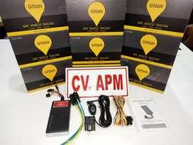 GPS TRACKER gt06n, lacak posisi kendaraan dg akurat+server