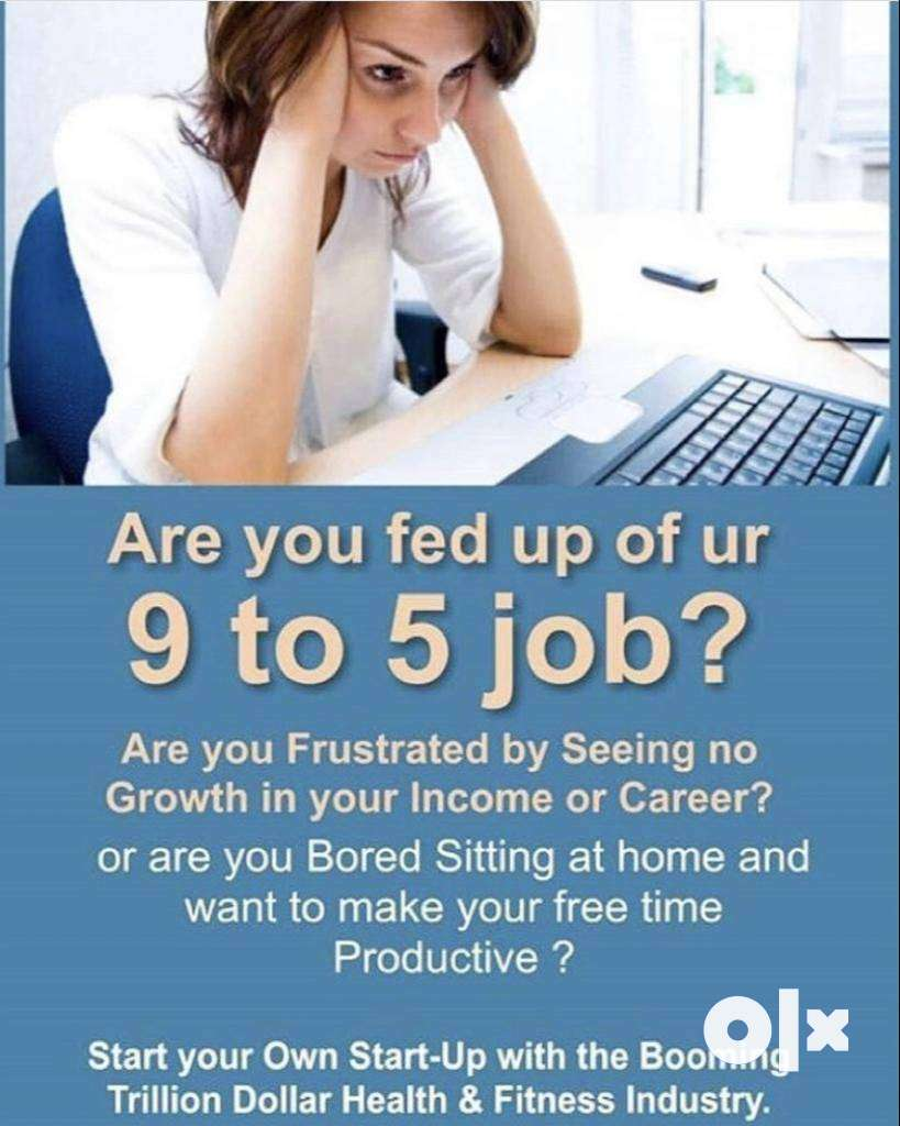 Be Your Own Boss - Full/ Part Time Jobs 0