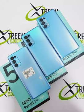 Just 45 Days Used OPPO Reno 5 Pro With Bill Box Full Kit Available..