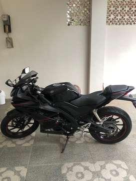 Dijual Yamaha R15 low KM