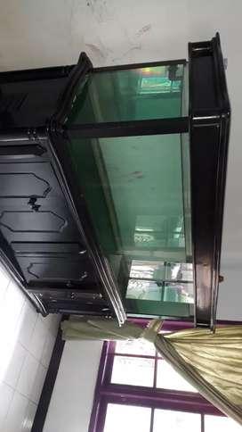 Aquarium kabinet ukuran 2meter