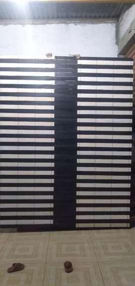 Jual kerey outdoor kayu motif 8888