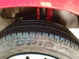 Swift tyre with drum