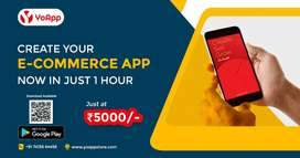 eCommerce App Development Company with affordable price