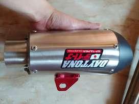 knalpot Daytona original (vixion/r15)