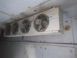 cold store 10 hp direct cool unit