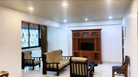 Available 3bhk flat for rent at Panjim