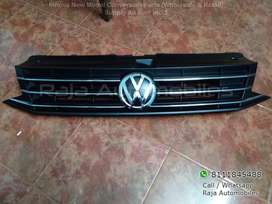2018 Vento Front Radiator Grill Chrome (Top Model)