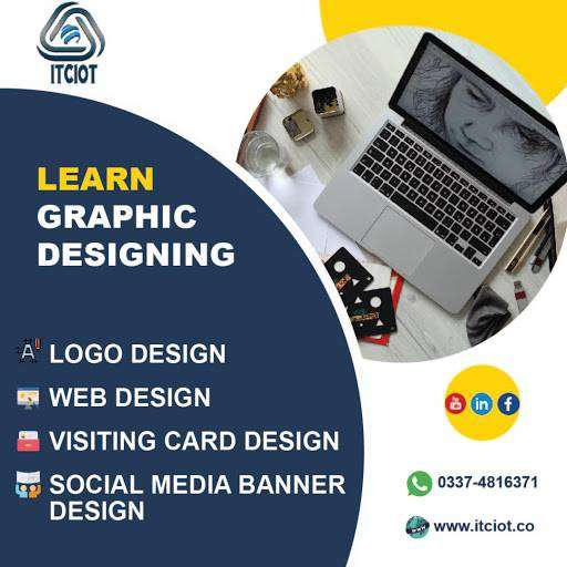Learn graphic designing