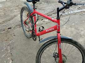 Sky rock with a front disk brake