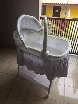 Keranjang Tidur Bayi Model Stroller