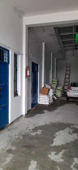 commercial godown ,warehouse