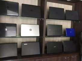 DEWALI DHAMAKA  COR DELL HP  i5 4gb ram 320gb hardisk graphic laptops