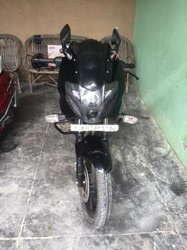 Bajaj pulsar 220 fixed price all paper complete A-one condtion