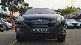 Hyundai Tucson 2.0 GLS 2012 Hitam AT KM 60an mulus