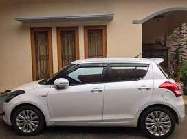 Suzuki swift putih low KM