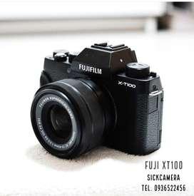 Fuji XT100 mint condition
