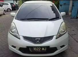 Honda Jazz 1.5 RS Matic 2010 Putih istimewa