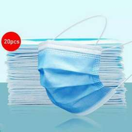 Face mask 20 pis and more