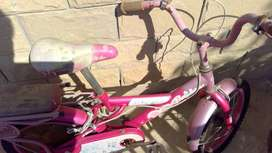 Good condition kids cycle