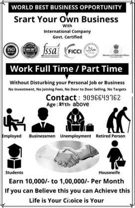 Online officel work,