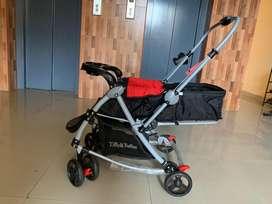Tiffy & Toffee 3 in 1 Baby stroller pram