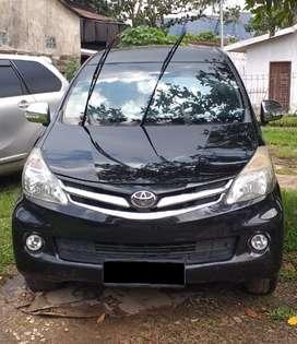 Toyota Avanza G 1.3 M/T 2012