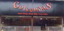 GOLCONDAS RESTAURANT NAVALUR