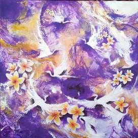Lukisan oleh Yoes Wibowo