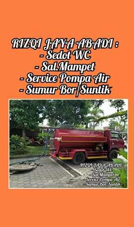# sedot wc jogja # saluran mampet # service pompa air.#ahli sumur bor