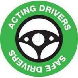 Acting Drivers Local coimbatore