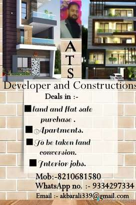 I am selling 2 flats and two shop .