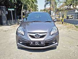 For Sale Honda Brio Satya 1.2 E M/T CKD 2015 Good Condition