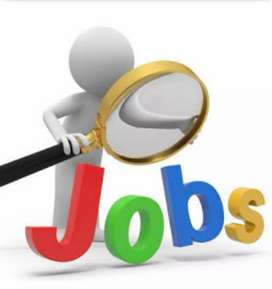 stock incharge,supervisor in various department
