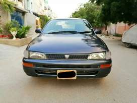 Indus Corola 94/06 Greynite In Orignal Paint Only Serious Buyer Contac