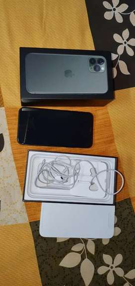 iPhone 11 pro 13 months warrenty