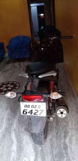 Excellent condition karizma bike.