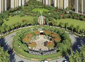 1 Bhhk at Runwal Garden All Inclusive Price @40 Lacs.