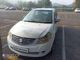 Maruti SX4 VXI CNG CAR